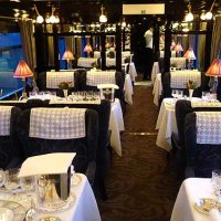 Our dining car