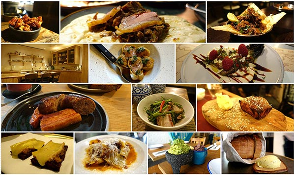 The best London food and restaurants of 2016 - The Hot Dinners review of the year