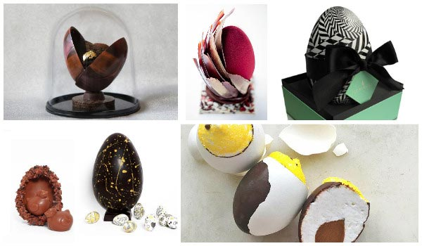 The best Easter eggs in London shops and restaurants