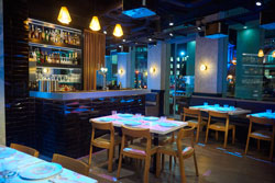 Enjoy 50% off your food bill at the newly opened inamo Camden