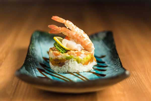 Enjoy 50% off the new Spring menu at Murakami