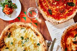 Exclusive 50% off for the soft launch of Quartieri pizzeria