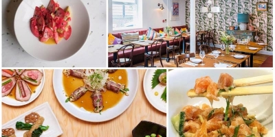 Hot Right Now - London's hottest restaurants - June 2017