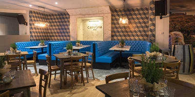 Enjoy 30% off the new menu at Carmona on Watling Street