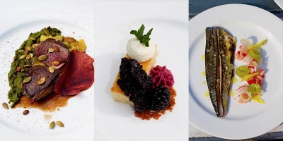 Oxalis's modern British cuisine comes to Soho's The Sun & 13 Cantons