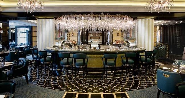 Kaspar's Seafood Bar and Grill at The Savoy