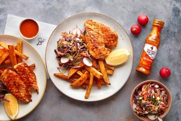 Nando's are coming to you with a new DIY recipe box