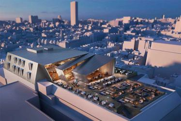 The Sky Bar & Lounge set to tower over Piccadilly on top of the Trocadero
