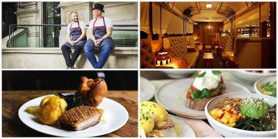 What's new to eat and drink in London this weekend