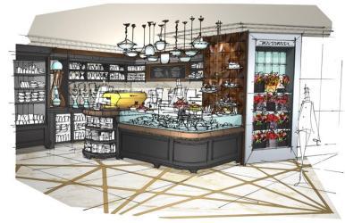 The Dorchester adds the Parcafé coffee house