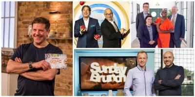 London restaurants, chefs and food folk on TV this week