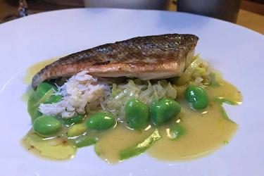 Test Driving Orasay - Jackson Boxer does seafood in Notting Hill