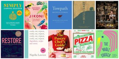 The best new cookbooks in 2020