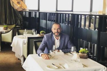 TV's Fred Sirieix is leaving his day job at Galvin at Windows