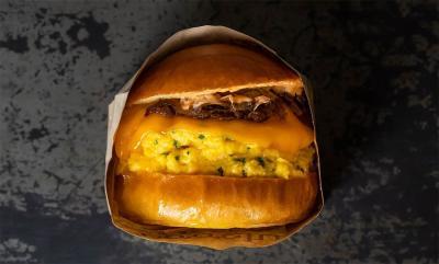 Eggslut bring their eggy buns to Shoreditch