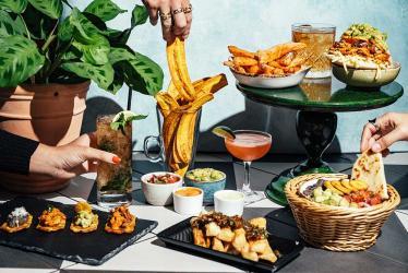 Havana-inspired Bar Bolivar in Canary Wharf is from the Casa do Frango team