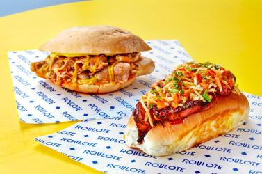 Roulote is a new pop-up sandwich bar from Bar Douro