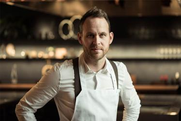 Frantzen is coming to London with a restaurant at Harrods
