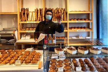The French Market brings patisserie and wine to Whetstone