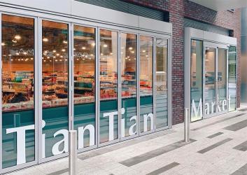 Tian Tian Market's next Asian supermarket is in Bloomsbury