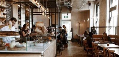 London Grind on London Bridge will focus on food as well as coffee