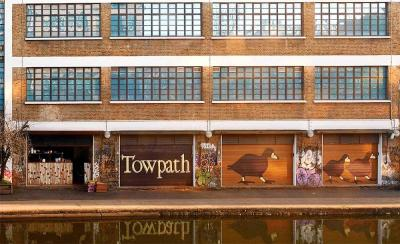 Hackney's Towpath Cafe has reopened - with dinner service planned and a new book on the way