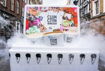 Chin Chin puts their nitro to use with ice cream by post