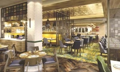 OXBO Bankside and The Distillery are coming to the new Hilton