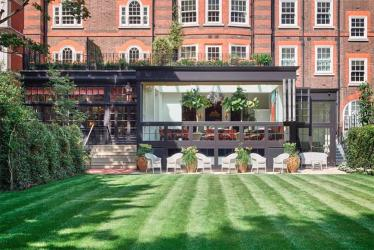 The Goring gets ready to reopen with a new Secret Garden but no Nathan Outlaw