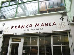 Franco Manca opening at Westfield, Brick Lane and Covent Garden