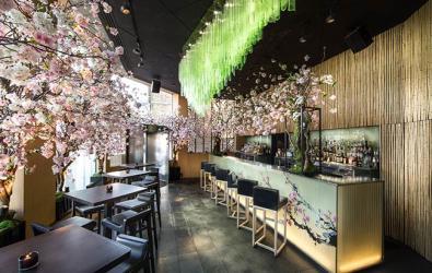 Sake no Hana's cherry blossom pop-up Sakura returns