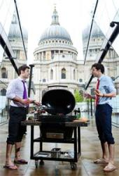 Summer barbecue masterclass on One New Change rooftop