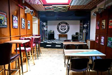 The Night Owl and Someday Canteen are two new music led bars coming to Finsbury Park