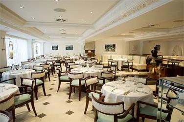 Club dining - test driving Kitchen Joel Antunes at the Embassy Mayfair