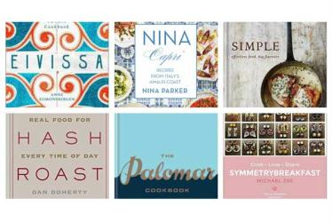The best new recommended cookbooks for Autumn 2016