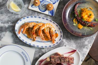 Bar Douro City will bring Portuguese food and wine to Broadgate