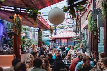 Eating and drinking in London over the May bank holiday weekend