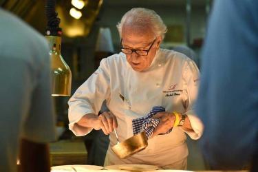 Chef Michel Roux has died