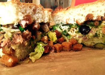 Max's Sandwich Shop comes to Dalston with a Birthdays residency
