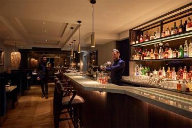 Mayfair gets a new Parisian bar Below des Prés