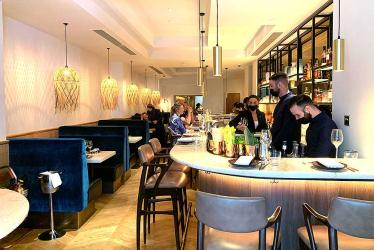 Test Driving Bar Des Pres - a Paris import for French chef Cyril Lignac with a London edge