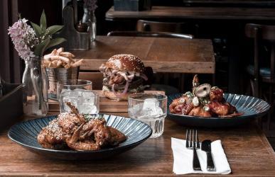 Coqbull Irish chicken and burger restaurant kicks off a residency in Camden