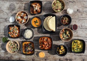 The best food delivery and takeaway restaurants in Clapham, Brixton and Battersea