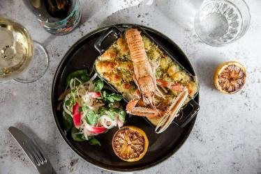 Enderby House is a new riverside pub for Greenwich serving up seafood