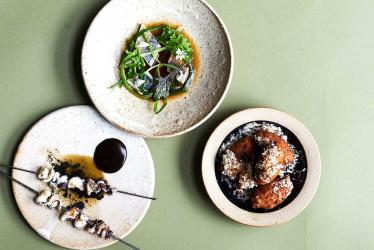 Holm in Somerset is a new country restaurant for Brixton's Salon team