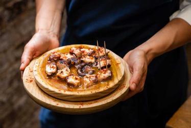 Sabor's new Sabor En Casa service is delivering croquetas, tortilla and more to your door