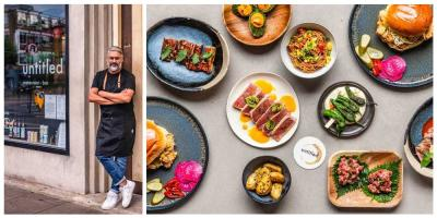 Jay Morjaria is opening his restaurant JAE as a residency at Dalston's Untitled