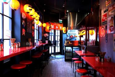 Japan Centre has just opened a retro Showaken ramen bar in Piccadilly