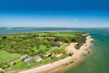 Native restaurant are relocating to the Essex island of Osea