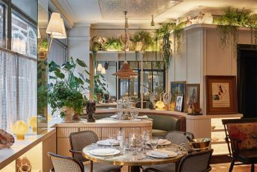 Louie sees top US chef Slade Rushing and Paris Society opening on the old Robuchon site on West Street
